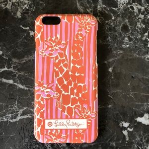 Lilly Pulitzer for Target iPhone case 6/6s